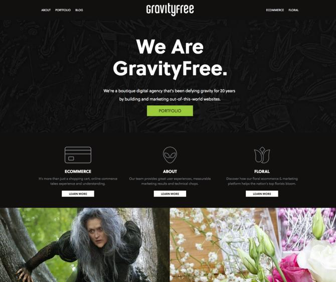 GravityFree Web Agency