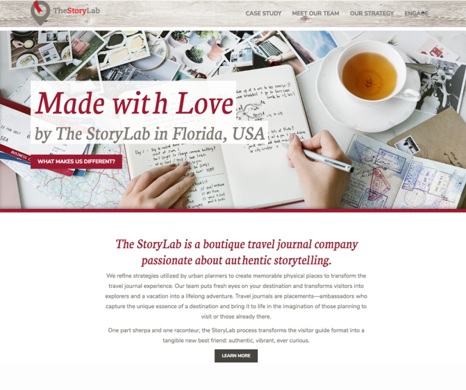The Storylab
